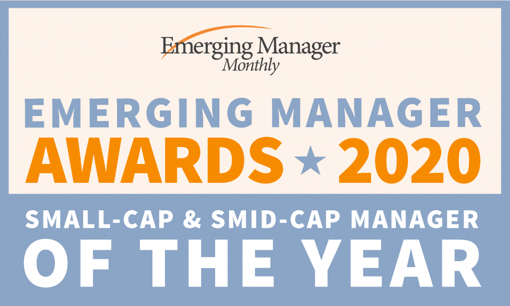 Emerging Manager Awards 2020